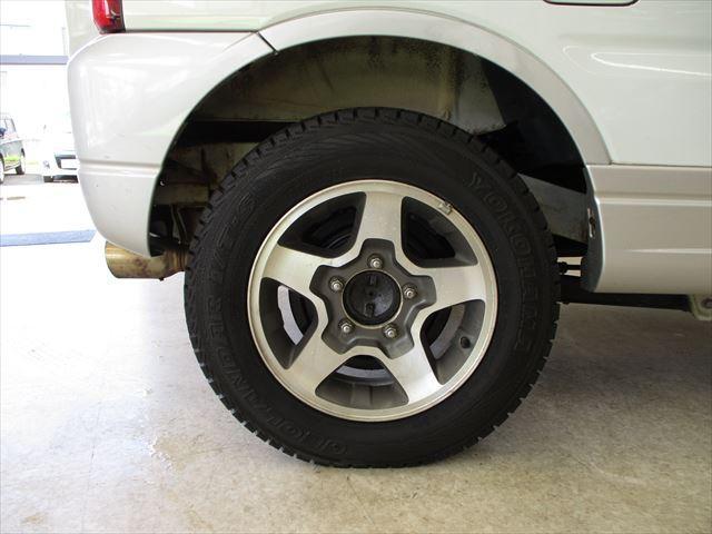 ワイルドウインド ABS ターボ 4WD(8枚目)