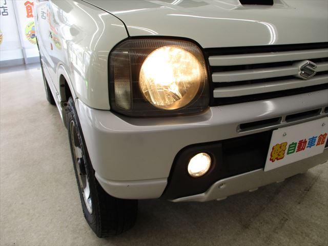 ワイルドウインド ABS ターボ 4WD(9枚目)