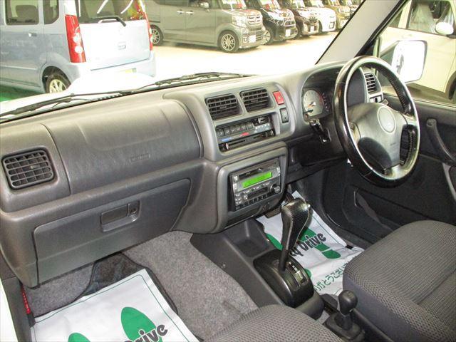 ワイルドウインド ABS ターボ 4WD(10枚目)