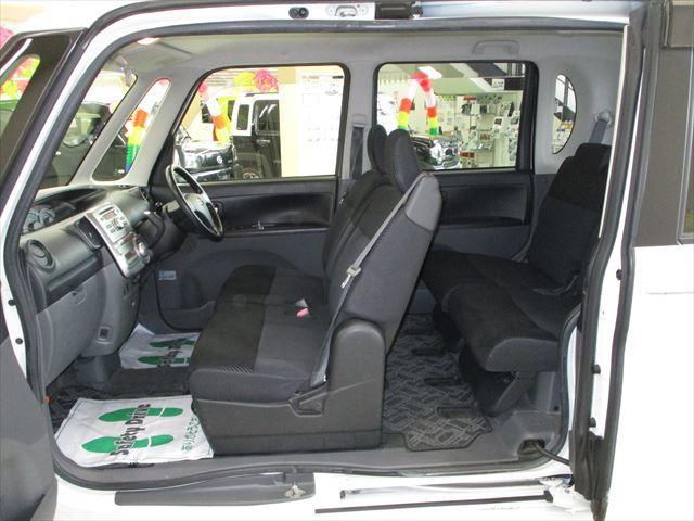 カスタムX ABS スマキー 4WD(15枚目)