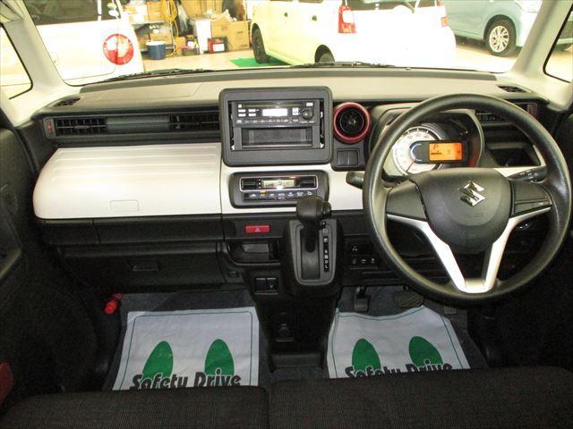 ハイブリッドG セーフティーサポート ABS 4WD Sエネチャージ レーダーB アイドルSTOP スマキー(6枚目)
