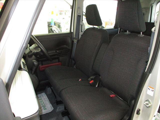 ハイブリッドG セーフティーサポート ABS 4WD Sエネチャージ レーダーB アイドルSTOP スマキー(7枚目)