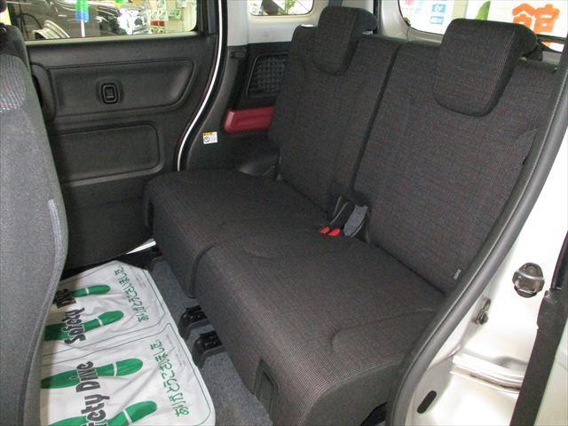 ハイブリッドG セーフティーサポート ABS 4WD Sエネチャージ レーダーB アイドルSTOP スマキー(8枚目)