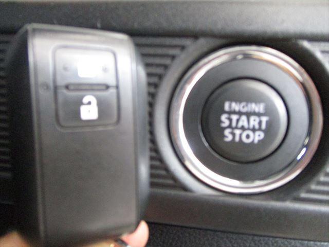 ハイブリッドG セーフティーサポート ABS 4WD Sエネチャージ レーダーB アイドルSTOP スマキー(17枚目)