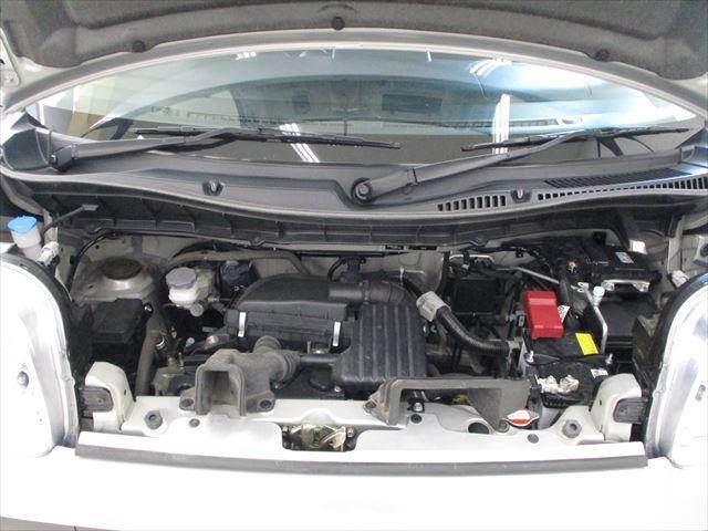 ハイブリッドG セーフティーサポート ABS 4WD Sエネチャージ レーダーB アイドルSTOP スマキー(19枚目)