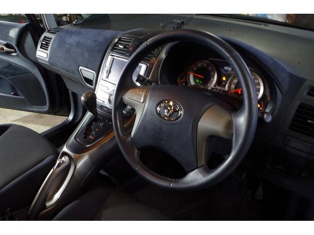 G 4WD ワンオーナー エンジンスターター ETC ナビ プッシュスタート 革巻きステアリング カーテンエアバック(15枚目)