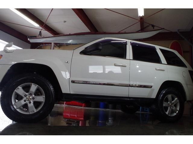 リミテッド4.7 4WD 1ナンバー取得済み リフトアップ ETC ホワイトレターマッドタイヤ付き 事故無 下回り防錆済み バックカメラ(11枚目)