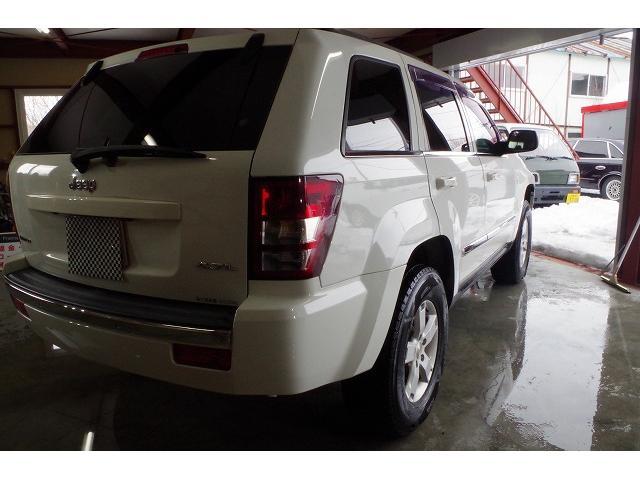 リミテッド4.7 4WD 1ナンバー取得済み リフトアップ ETC ホワイトレターマッドタイヤ付き 事故無 下回り防錆済み バックカメラ(14枚目)