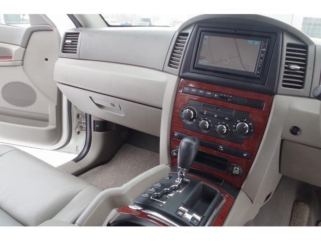 リミテッド4.7 4WD 1ナンバー取得済み リフトアップ ETC ホワイトレターマッドタイヤ付き 事故無 下回り防錆済み バックカメラ(22枚目)