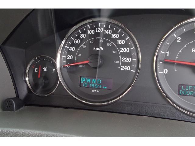 リミテッド4.7 4WD 1ナンバー取得済み リフトアップ ETC ホワイトレターマッドタイヤ付き 事故無 下回り防錆済み バックカメラ(28枚目)
