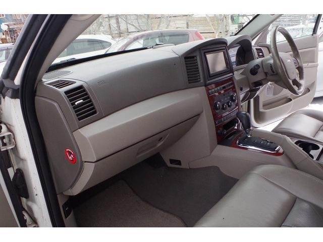 リミテッド4.7 4WD 1ナンバー取得済み リフトアップ ETC ホワイトレターマッドタイヤ付き 事故無 下回り防錆済み バックカメラ(34枚目)