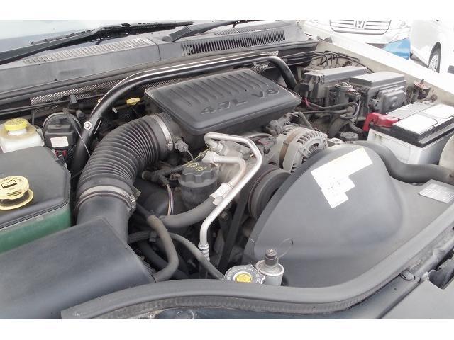 リミテッド4.7 4WD 1ナンバー取得済み リフトアップ ETC ホワイトレターマッドタイヤ付き 事故無 下回り防錆済み バックカメラ(36枚目)