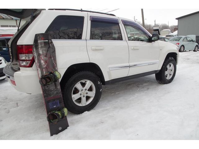 リミテッド4.7 4WD 1ナンバー取得済み リフトアップ ETC ホワイトレターマッドタイヤ付き 事故無 下回り防錆済み バックカメラ(39枚目)