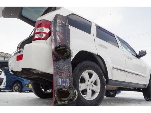 リミテッド4.7 4WD 1ナンバー取得済み リフトアップ ETC ホワイトレターマッドタイヤ付き 事故無 下回り防錆済み バックカメラ(40枚目)