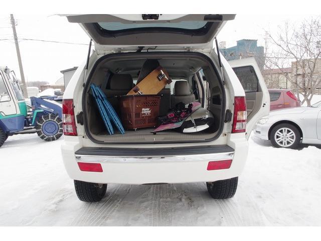 リミテッド4.7 4WD 1ナンバー取得済み リフトアップ ETC ホワイトレターマッドタイヤ付き 事故無 下回り防錆済み バックカメラ(42枚目)