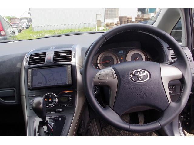 G 4WD/4年保証/ディーラー車/チェーン式/プッシュスタート/ナビ/バックカメラ/パワーシート/ハーフレザーアルカンターラ(18枚目)