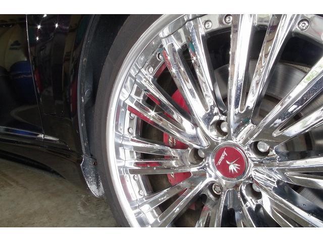 LS600hL 4WD/4年保証/WALDフルエアロ/Bバイソン/20AW/LSロング/リアエンター/マークレビンソン/中期テール/サスコン/サンルーフ(13枚目)