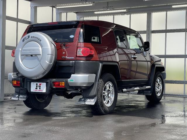 カラーパッケージ 4WD Bカメラ クルコン 寒冷地仕様 障害物センサー フルセグナビ 社外アルミ 横滑り防止 ETC プレイヤー接続(5枚目)