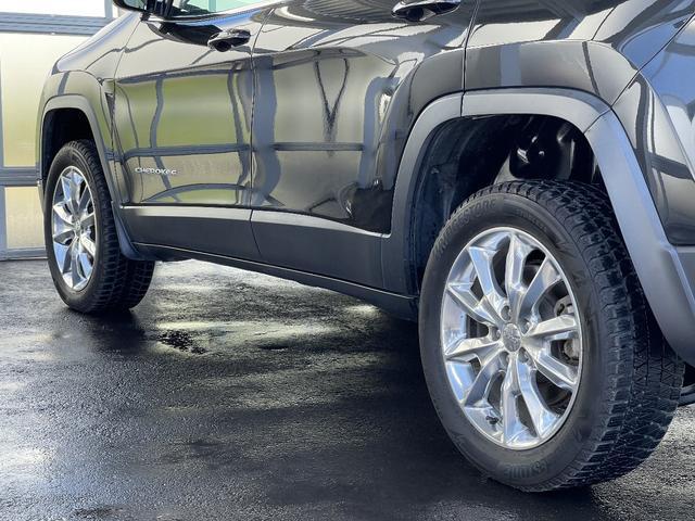 リミテッド 4WD Bカメラ 障害物センサー クルコン ETC ナビ シートヒーター 本革シート HIDライト 横滑り防止 フォグ(15枚目)