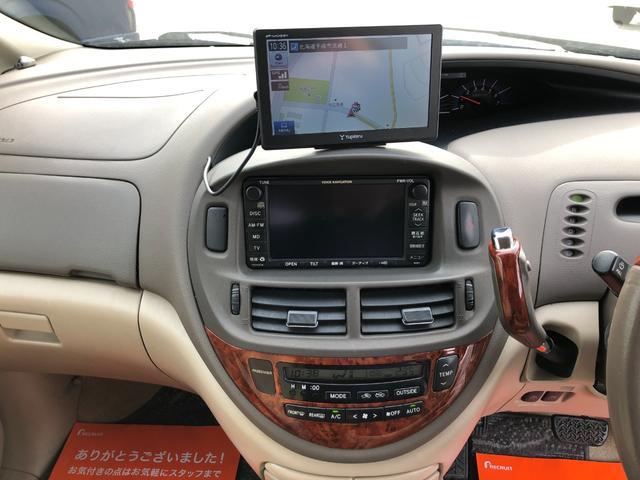 アエラス Gエディション 4WD HID キーレスエントリー パワースライドドア ポータブルナビ ETC(10枚目)