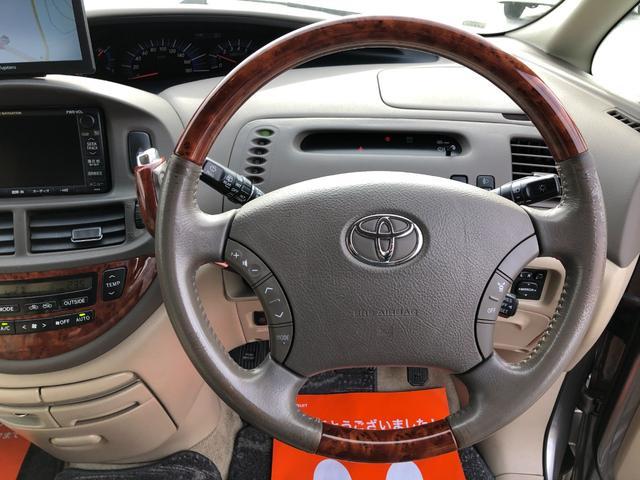 アエラス Gエディション 4WD HID キーレスエントリー パワースライドドア ポータブルナビ ETC(14枚目)