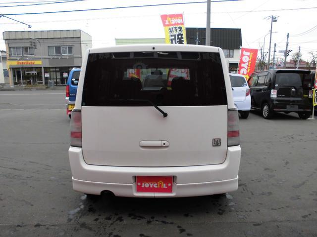トヨタ bB S Xバージョン 4WD