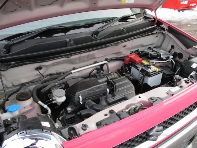 スズキ ハスラー G 4WD プッシュスタート