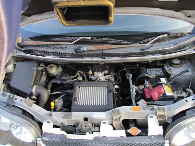 ダイハツ ムーヴ カスタム RS 4WD ターボ ステアシフト