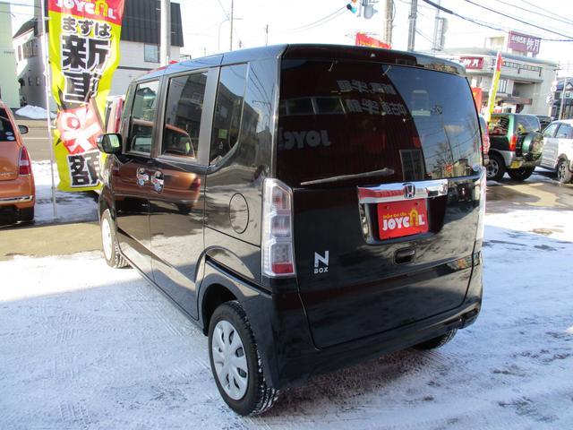 ホンダ N BOX G・Lパッケージ 4WD ナビ・ETC付き R左パワスラ