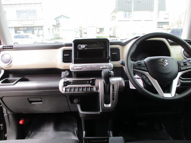 ハイブリッドMZ 4WD デモカー(13枚目)