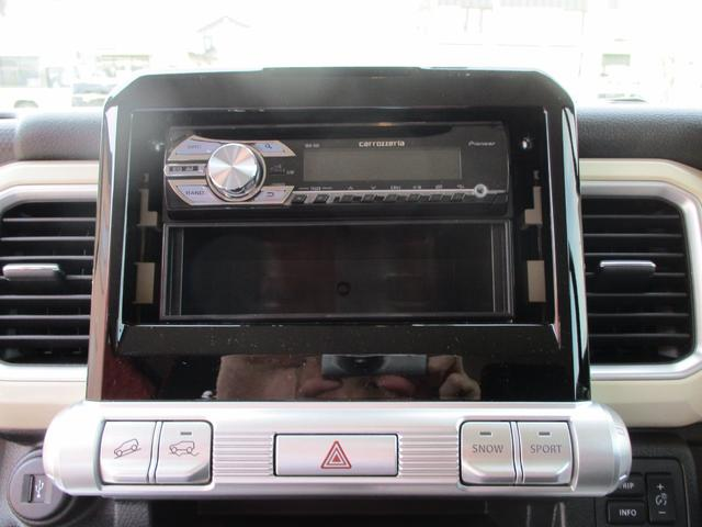ハイブリッドMZ 4WD デモカー(17枚目)