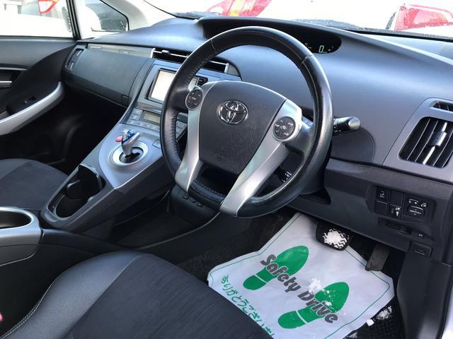 トヨタ プリウスPHV G エンジンスターター ETC 電動シート スタッドレス