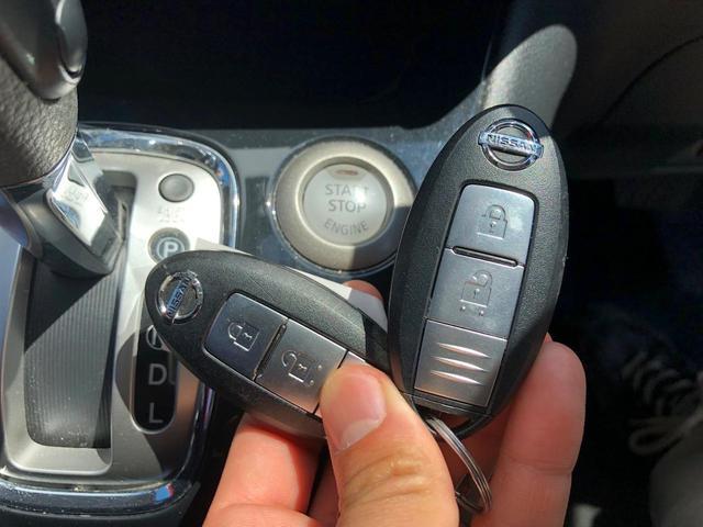 ハイウェイスター 4WD スマートキー クルコン(10枚目)