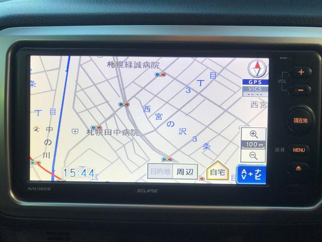 F 4WD TVナビBカメラ ETC キーレス 寒冷地仕様(15枚目)