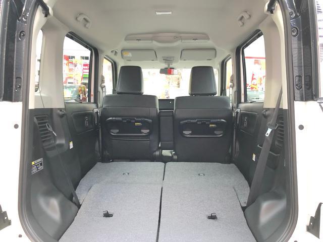 ハイブリッドXSターボ 4WD 届出済未使用車 全方位カメラ(13枚目)