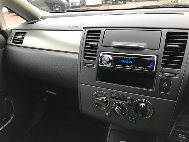 e-4WD キーレス 社外CDコンポ Wエアバッグ(15枚目)