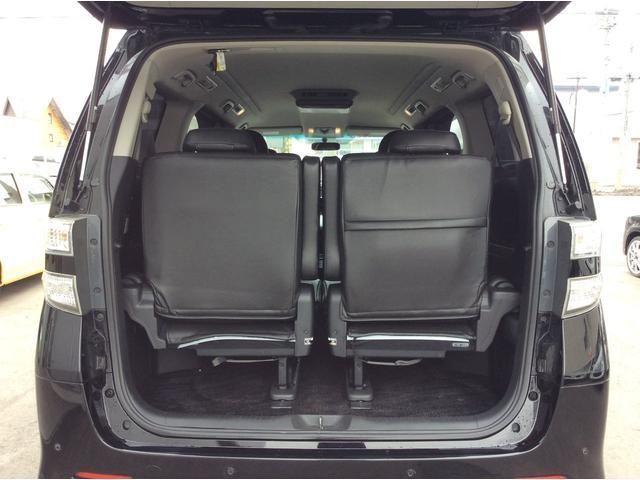 トヨタ ヴェルファイア 2.4Z 4WD 両側パワースライド 19インチアルミ