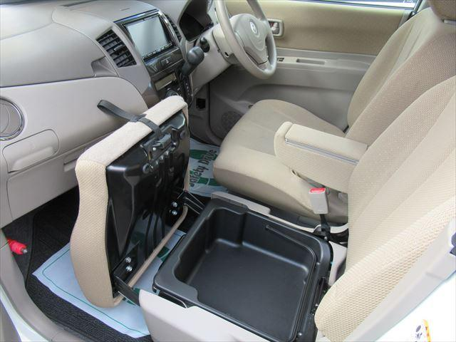 マツダ フレアワゴン XS 4WD カーナビ バックカメラ