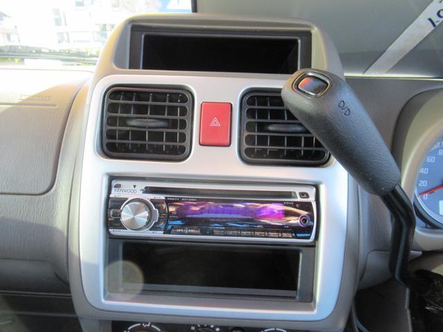 Vセレクション 4WD ワンオーナー CDオーディオ ABS(9枚目)
