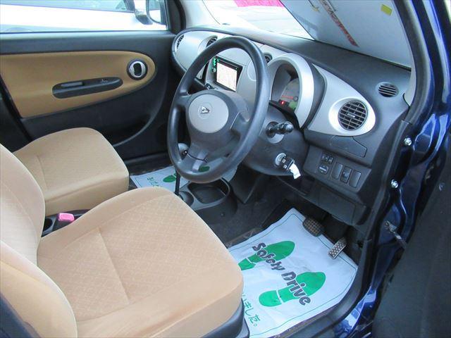L 4WD キーレス ETC 社外ナビ(9枚目)