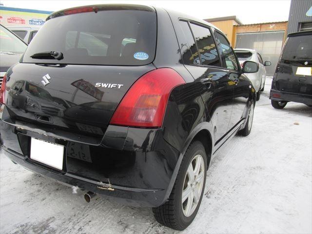 1.5XS 4WD ABS CD・MD 社外アルミ(4枚目)