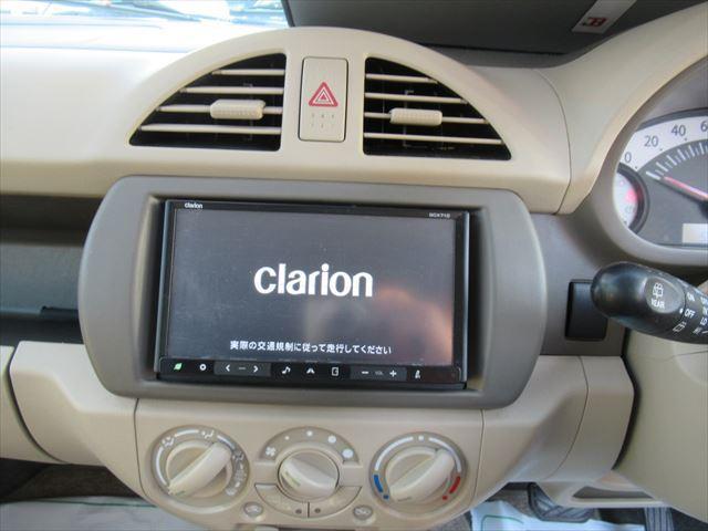 G4 4WD 社外ナビ フルセグTV スマートキー ABS(9枚目)