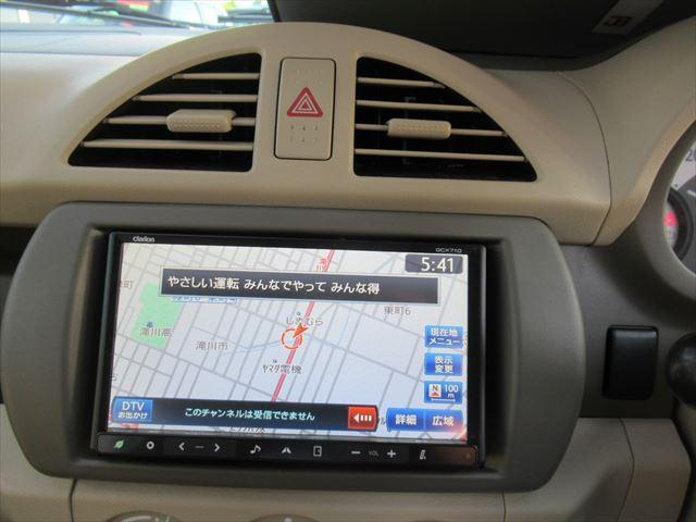 G4 4WD 社外ナビ フルセグTV スマートキー ABS(11枚目)