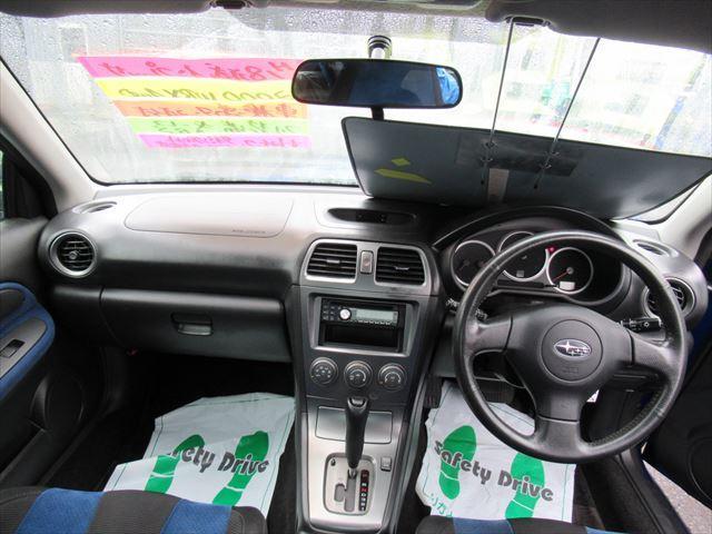 WRX 4WD ABS キーレス オートマ Tベルト交換済み(8枚目)