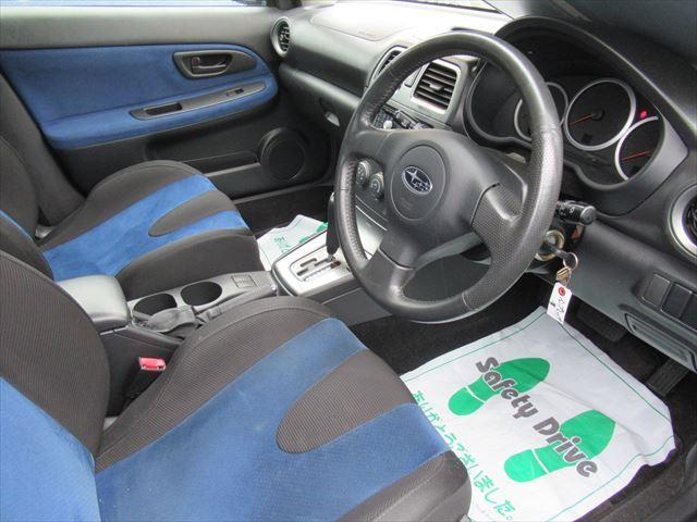WRX 4WD ABS キーレス オートマ Tベルト交換済み(9枚目)