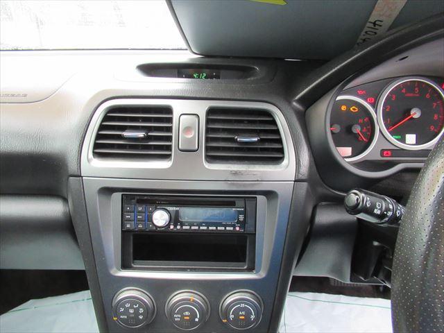 WRX 4WD ABS キーレス オートマ Tベルト交換済み(11枚目)