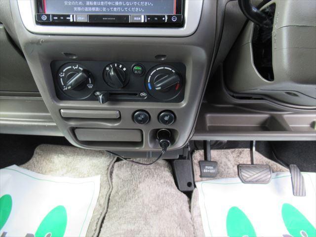 Vセレクション 4WD ABS 社外ナビ・TV ドラレコ(12枚目)