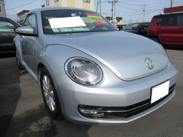 「フォルクスワーゲン」「VW ザビートル」「クーペ」「北海道」の中古車3