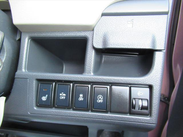 FX 4WD ABS キーレス レーダーブレーキ 横滑り防止(15枚目)