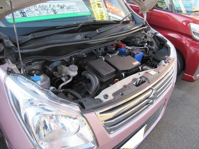 FX 4WD ABS キーレス レーダーブレーキ 横滑り防止(21枚目)